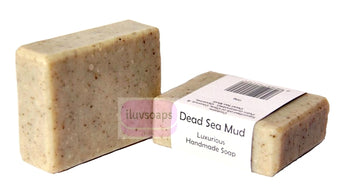 iluvsoaps - Dead Sea Mud