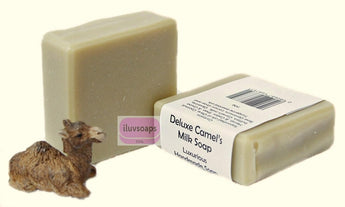 Camel's Milk Soap - iluvsoaps Singapore