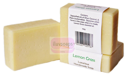 Lemon Grass - iluvsoaps Singapore