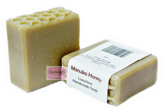 Manuka Honey - iluvsoaps Singapore