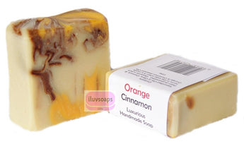 Orange Cinnamon - iluvsoaps Singapore