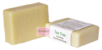 Tea Tree - iluvsoaps Singapore