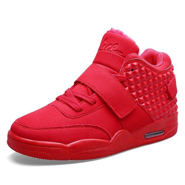 Men Hi-Top Designer Sneakers