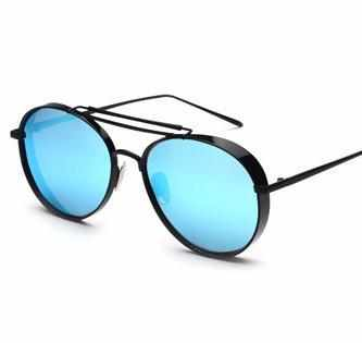 Classic Retro Double Bridge Sunglasses - God Republic