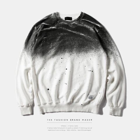Men Crewneck Hip-Hop Sweatshirt - God Republic