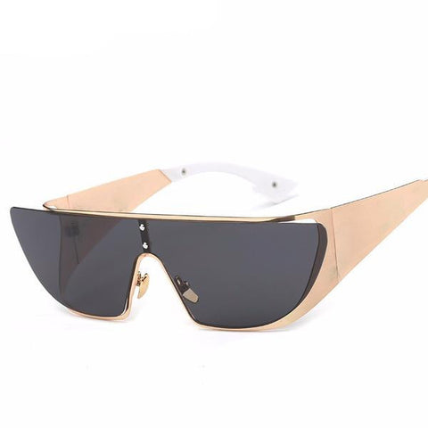 Unique Frame Future Sunglasses UV400 - God Republic