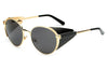 New Gothic Steampunk Sunglasses UV400