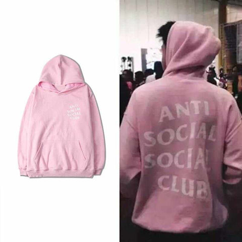 """Anti Social Social Club"" ASSC Hoodie - God Republic"