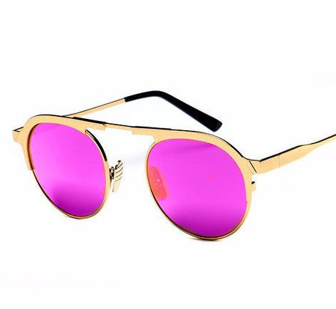 New Steampunk Design Sunglasses - God Republic