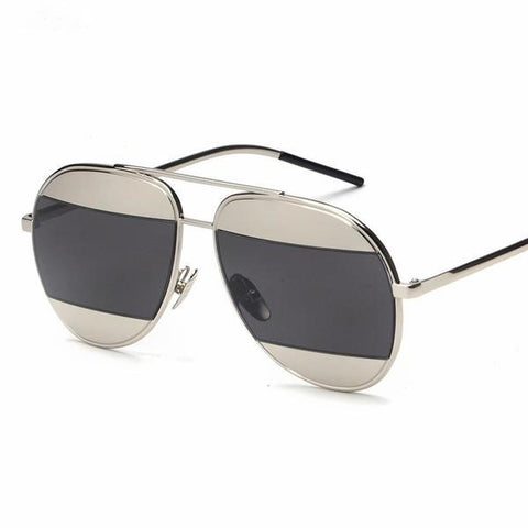 Metal Frame Luxury Sunglasses