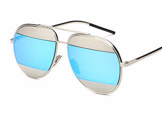 Metal Frame Luxury Sunglasses - God Republic
