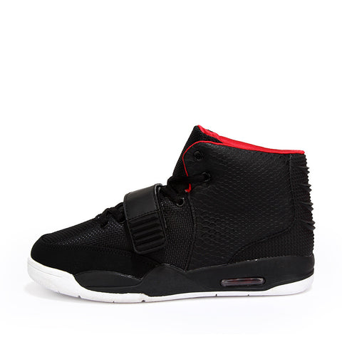 Men High-Top Velcro Sneakers - God Republic