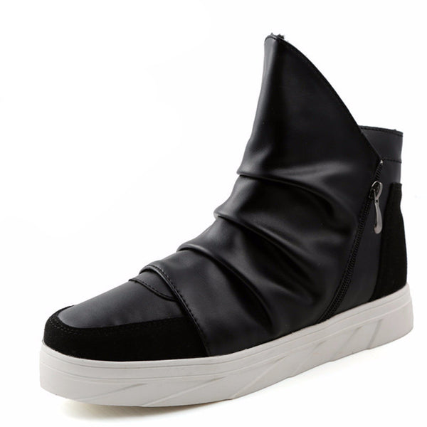 Men High-Top Designer Sneakers