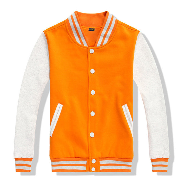 Men Baseball Varsity Jacket