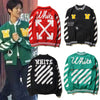 Kanye West Cool Bomber Varsity Baseball Jacket