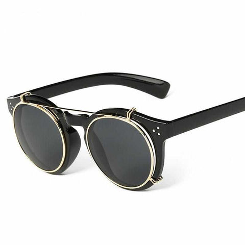 Clip On Unisex Sunglasses