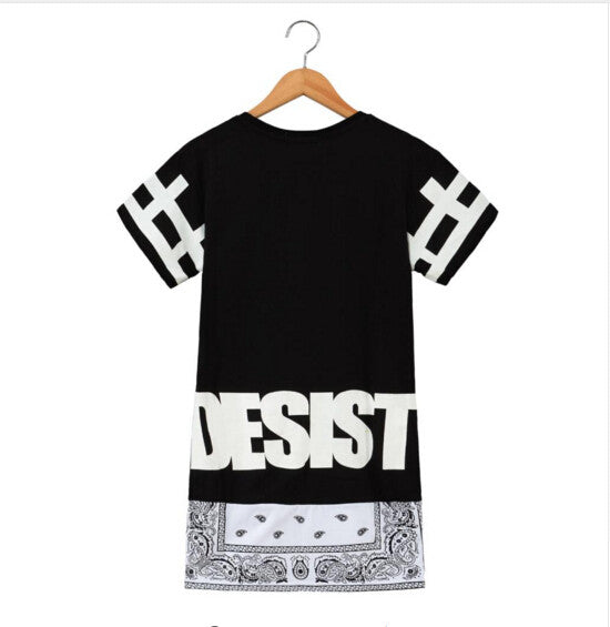 Men DESIST Hood By Air Bandana Shirt Skateboard Pyrex Men Zipper T Shirt