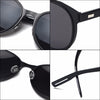Hollow Square Vintage Retro Fashion Sunglasses Men Designer UV400