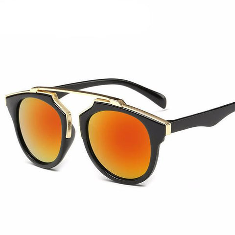 Retro Reflective Sunglasses - God Republic