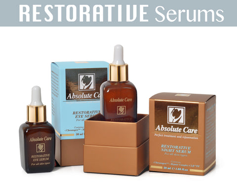 Restorative Care - Intensive Serums
