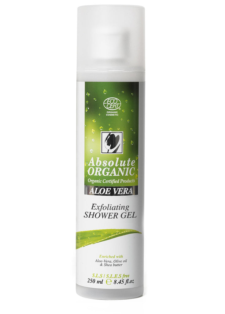 Exfoliating Shower Gel