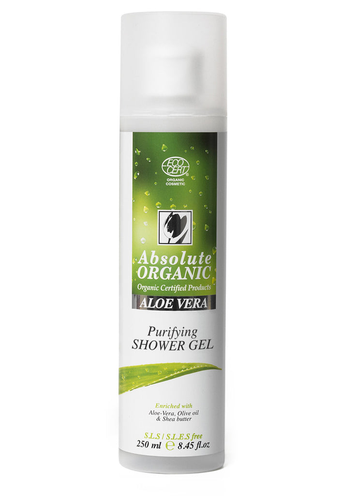 Aloe-Vera Purifying Shower Gel