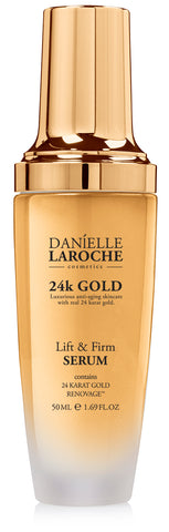 24 Karat Gold Lift & Firm Serum