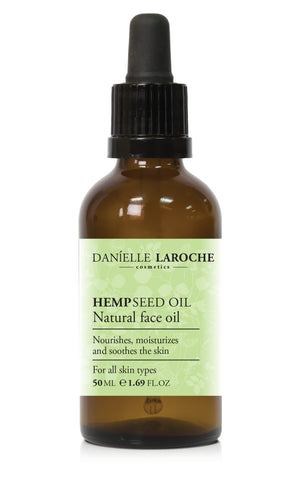 Hemp Natural Face Oil