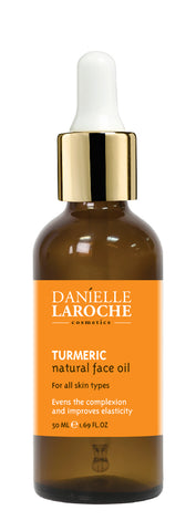 Turmeric Natural Face Oil