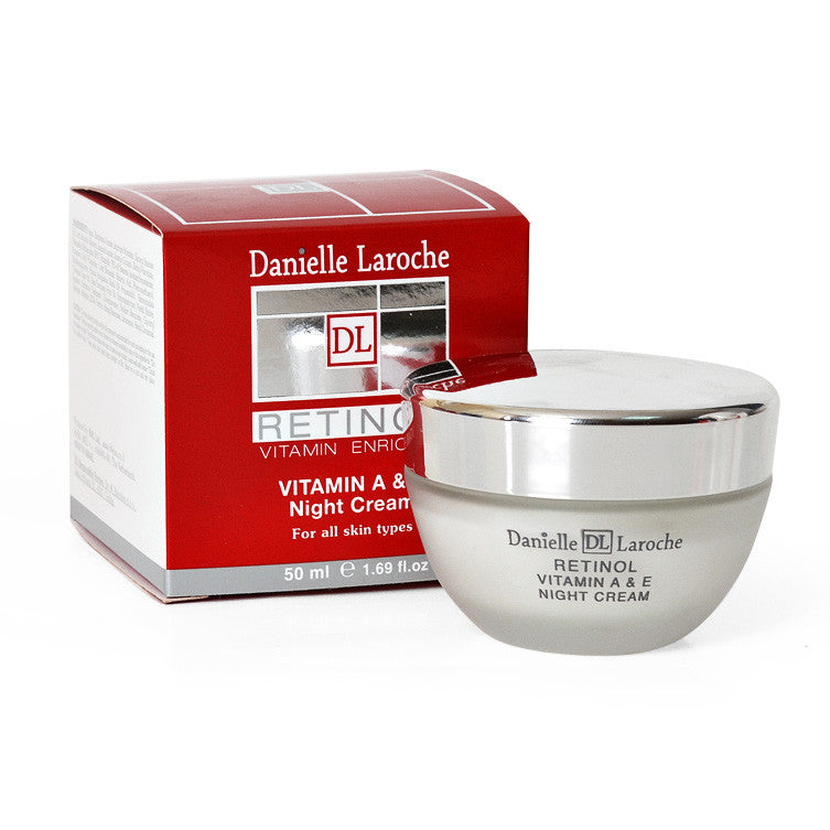 Vitamin A & E Retinol Night Cream