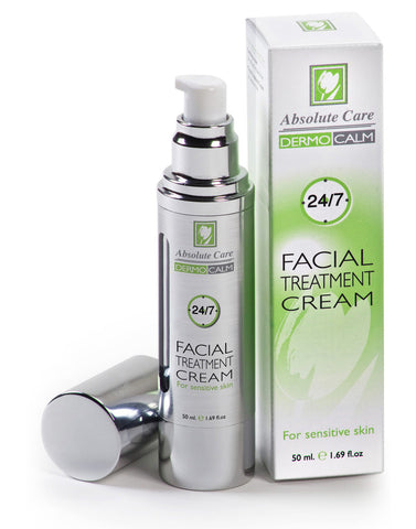 24/7 Dermo Calm Facial Treatment Cream