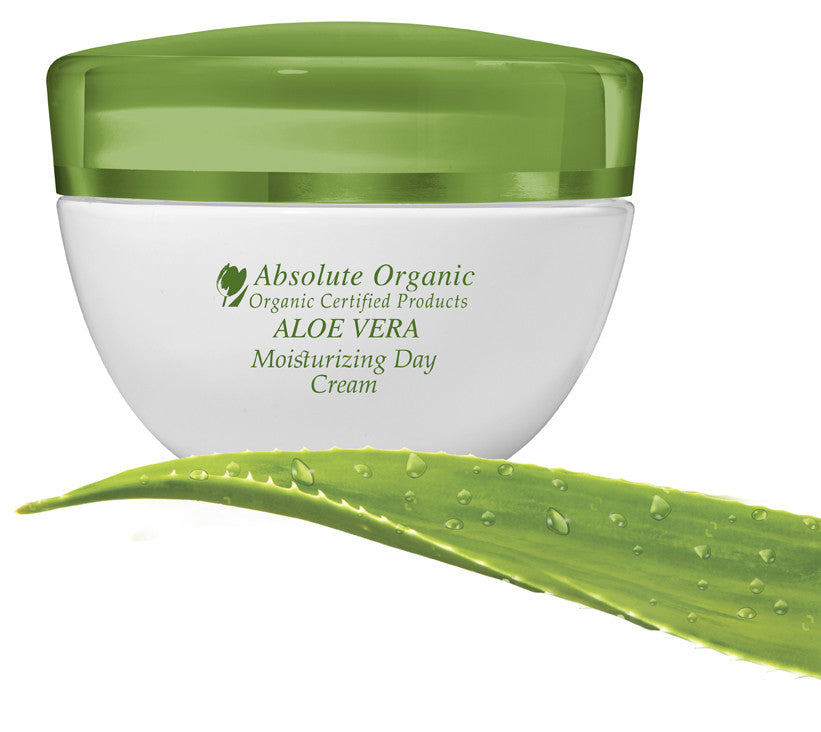 Aloe-Vera Moisturizing Day Cream