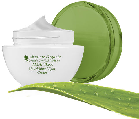 Aloe-Vera Nourishing Night Cream