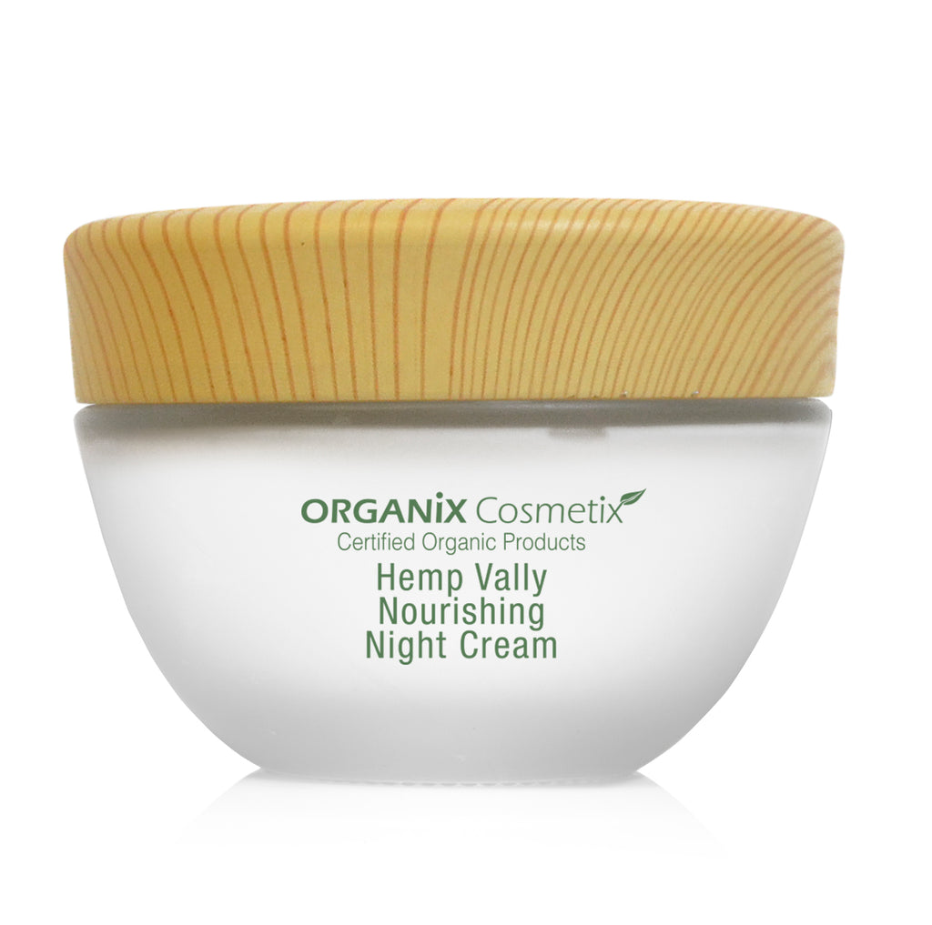 HEMP VALLEY NIGHT CREAM