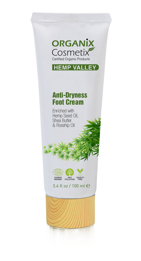Anti-Dryness Foot Cream