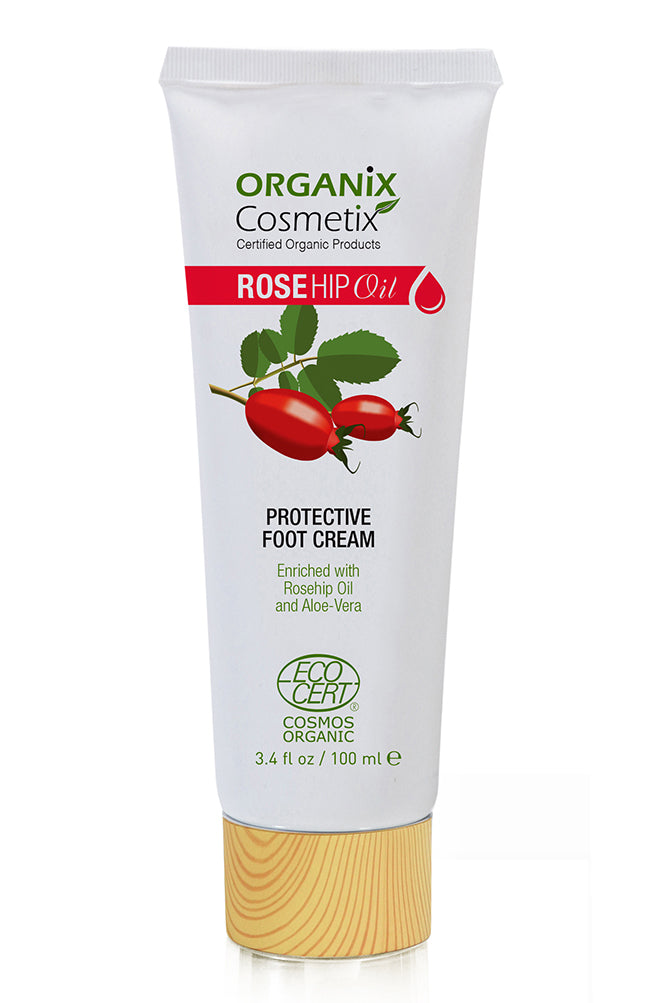 Rose Hip Oil Protective Foot Cream