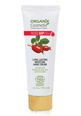 Rose Hip Oil Long-Lasting Moisture Hand Cream
