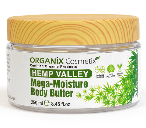 Mega-Moisture Body Butter
