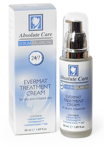24/7 Sebum Balancing - Evermat Treatment Cream