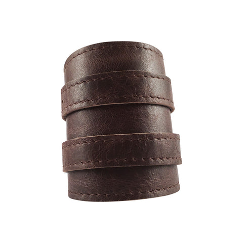 Vintage Brumby Leather Outcrop Cuff
