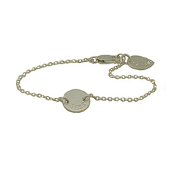 Personalised Disc Bracelet