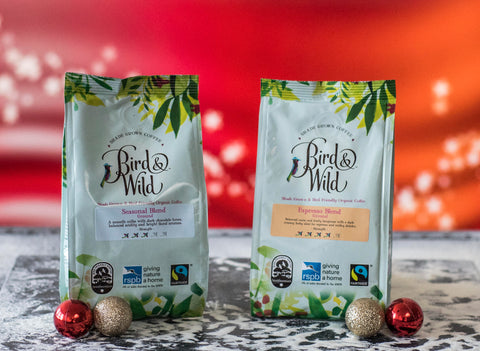 Bird and Wild RSPB Coffee Fairtrade Organic Smithsonian Institute Bird Friendly Shade Grown Certified Coffee Beans 2