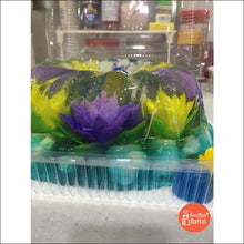 3-D Jelly Cakes (Large Size) - Frozen