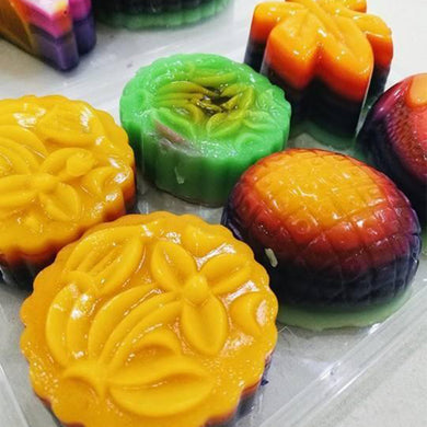 Colorful Jelly Treats