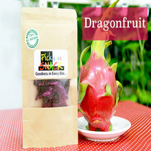 DragonFruit 100% Natural Dehydrated Fruits (Set of 3)