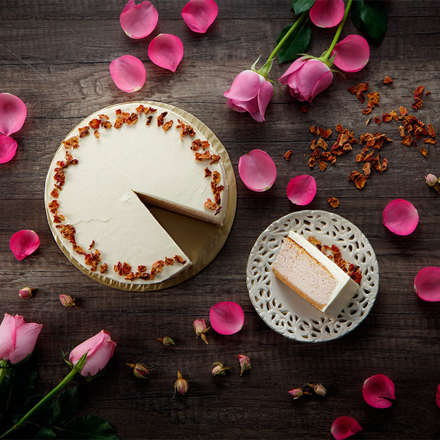 French Rose Cheese Cake