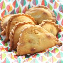 Frozen Curry Puff- Potatoes (10 pieces)