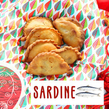 Frozen Curry Puff- Sardine (10 pieces)