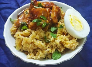 One pot Chicken Rice