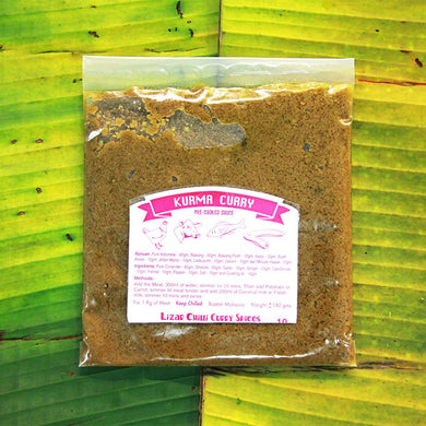 Kurma Curry Pre-cooked Sauces (3 packs per Quantity)